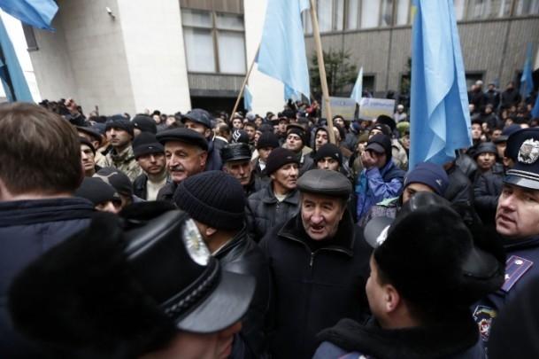 Kırım'da gerginlik sürüyor 5