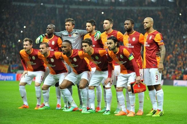 Galatasaray 1 - Chelsea 1 10