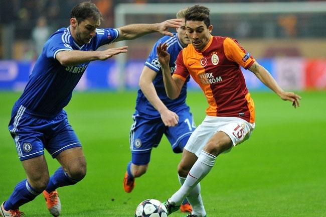 Galatasaray 1 - Chelsea 1 11
