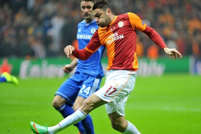 Galatasaray 1 - Chelsea 1 14