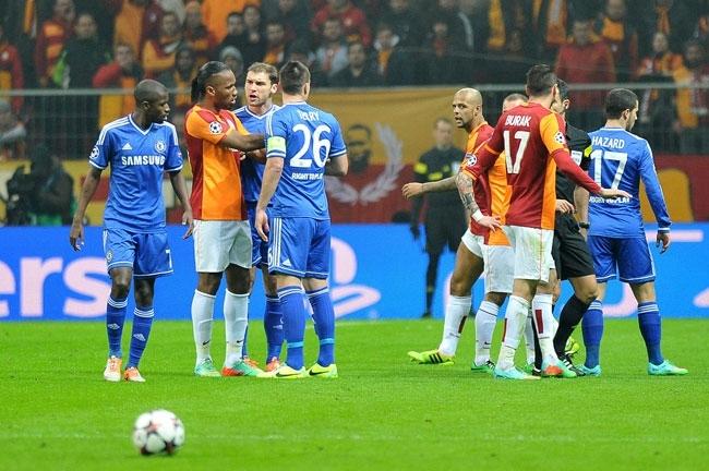 Galatasaray 1 - Chelsea 1 15