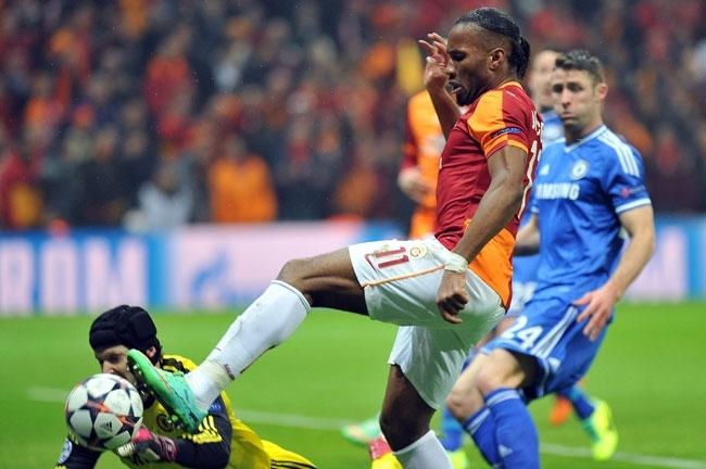 Galatasaray 1 - Chelsea 1 18