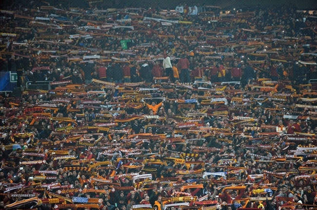 Galatasaray 1 - Chelsea 1 2
