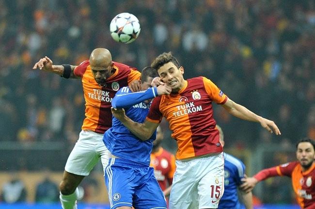 Galatasaray 1 - Chelsea 1 21
