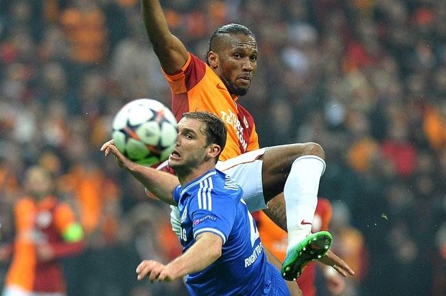 Galatasaray 1 - Chelsea 1 22