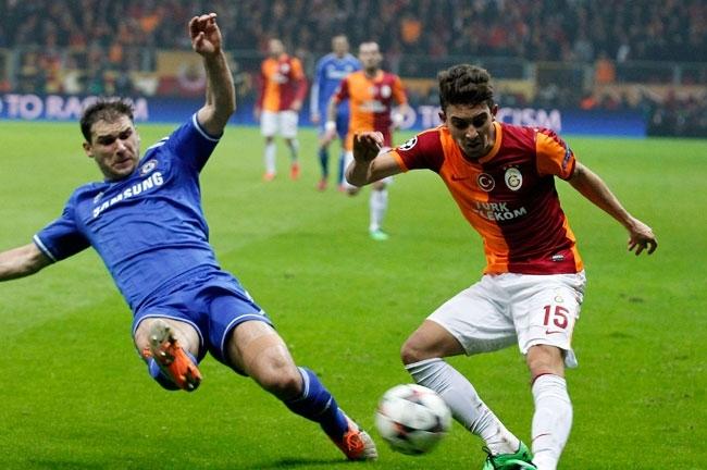 Galatasaray 1 - Chelsea 1 23