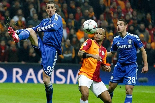 Galatasaray 1 - Chelsea 1 24