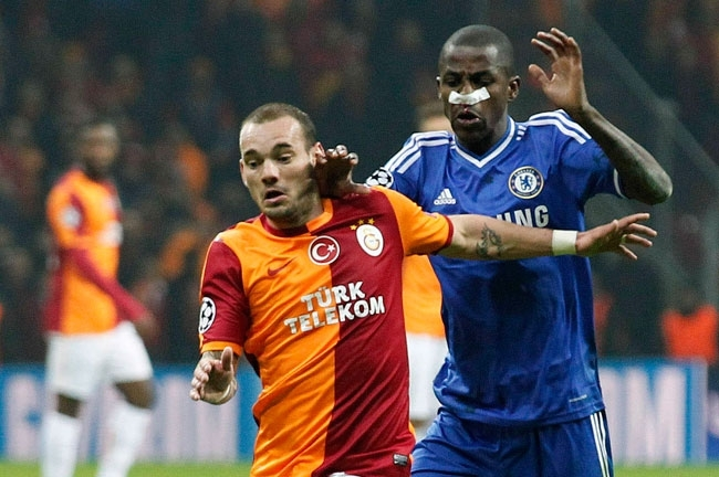 Galatasaray 1 - Chelsea 1 25