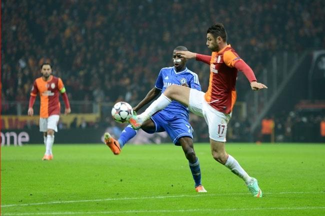 Galatasaray 1 - Chelsea 1 27