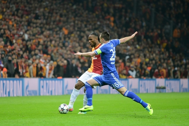 Galatasaray 1 - Chelsea 1 28