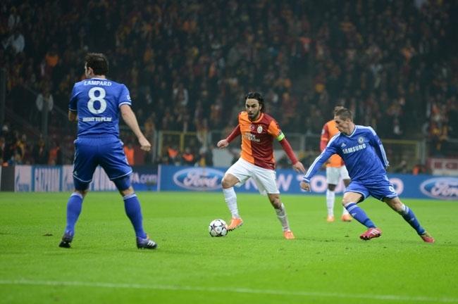 Galatasaray 1 - Chelsea 1 29