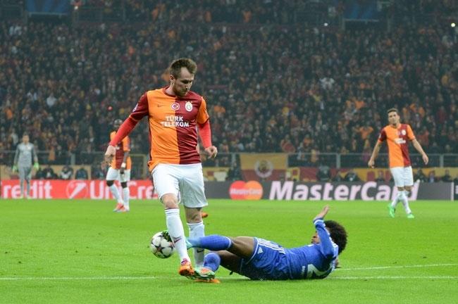 Galatasaray 1 - Chelsea 1 30