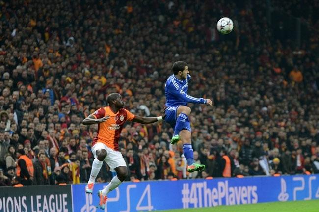 Galatasaray 1 - Chelsea 1 32
