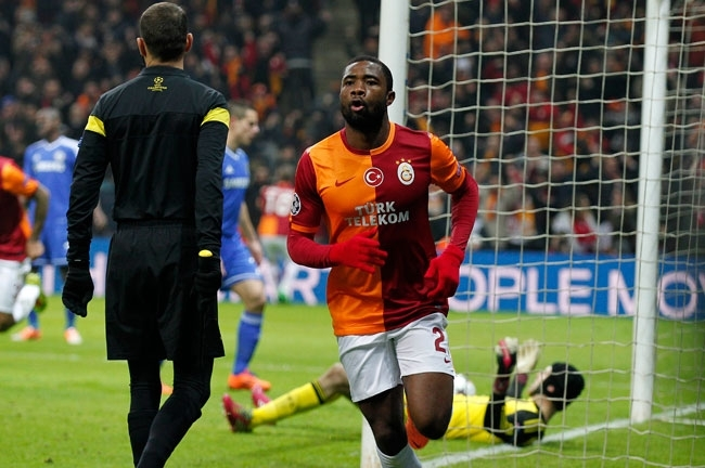 Galatasaray 1 - Chelsea 1 35