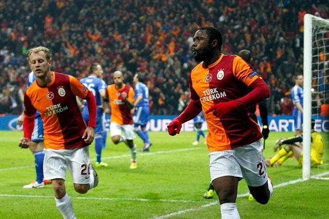 Galatasaray 1 - Chelsea 1 36