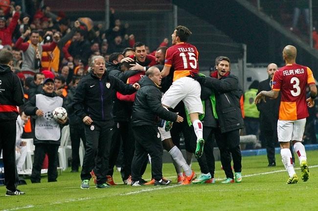Galatasaray 1 - Chelsea 1 38