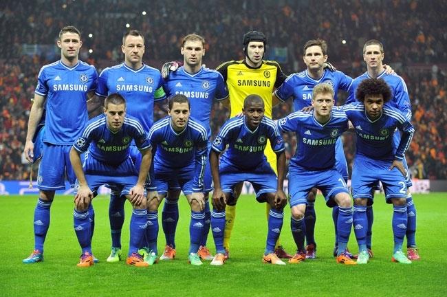 Galatasaray 1 - Chelsea 1 9