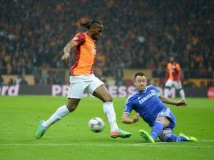 Galatasaray 1 - Chelsea 1