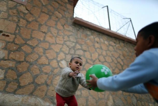 Özgürlüklerini cezaevinde arayan çocuklar 11