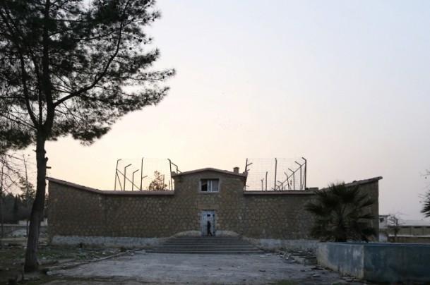 Özgürlüklerini cezaevinde arayan çocuklar 13