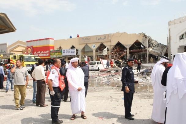 Katar'daki Türk restoranında patlama 10