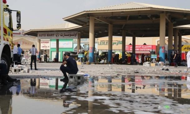 Katar'daki Türk restoranında patlama 4