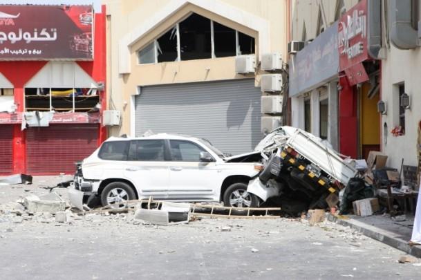 Katar'daki Türk restoranında patlama 5