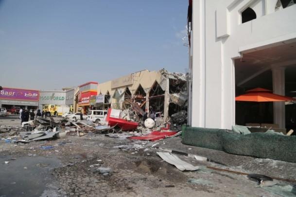 Katar'daki Türk restoranında patlama 6