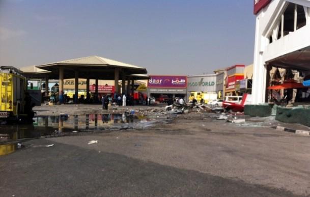 Katar'daki Türk restoranında patlama 8