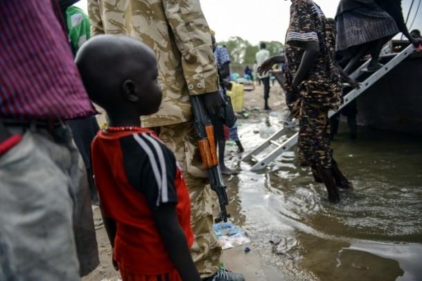 Güney Sudan'da iç çatışmaları 10