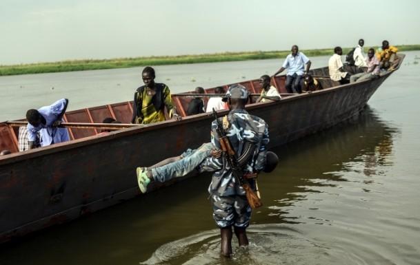Güney Sudan'da iç çatışmaları 11