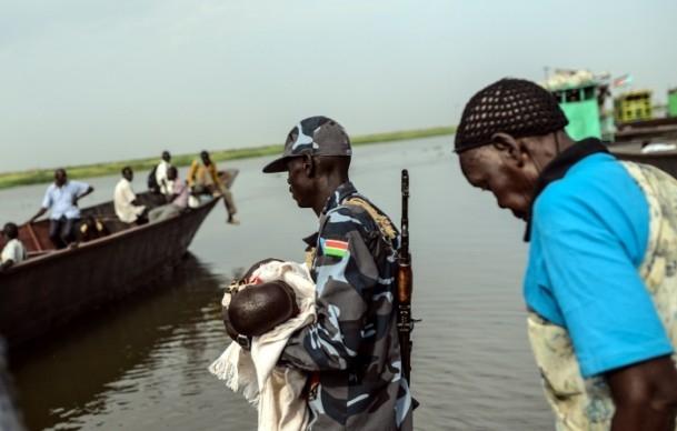 Güney Sudan'da iç çatışmaları 12
