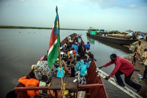 Güney Sudan'da iç çatışmaları 13