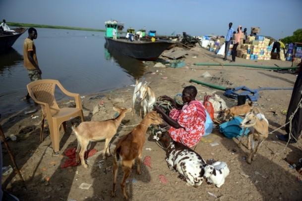 Güney Sudan'da iç çatışmaları 3
