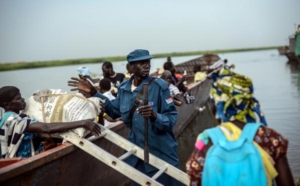 Güney Sudan'da iç çatışmaları 8