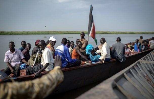 Güney Sudan'da iç çatışmaları 9