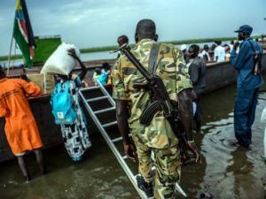 Güney Sudan'da iç çatışmaları