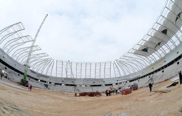 Konya'ya Yakışan Bir Stadyum Yapılıyor 11