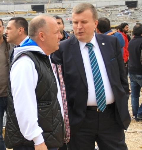 Konya'ya Yakışan Bir Stadyum Yapılıyor 15