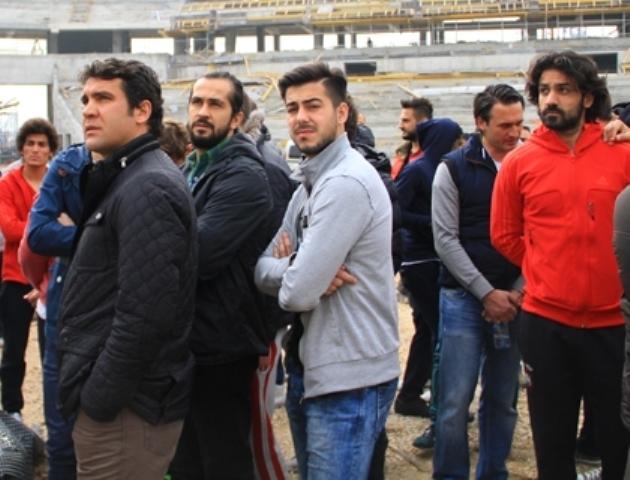 Konya'ya Yakışan Bir Stadyum Yapılıyor 22