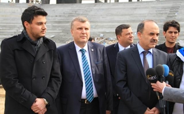 Konya'ya Yakışan Bir Stadyum Yapılıyor 23