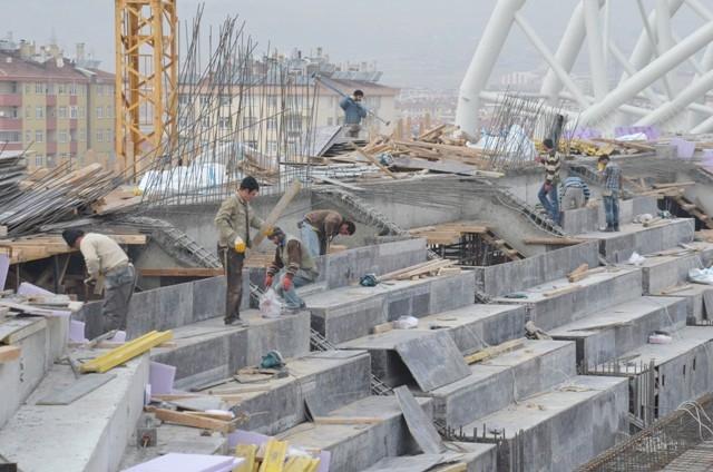 Konya'ya Yakışan Bir Stadyum Yapılıyor 3