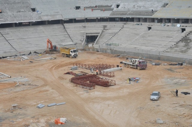 Konya'ya Yakışan Bir Stadyum Yapılıyor 5