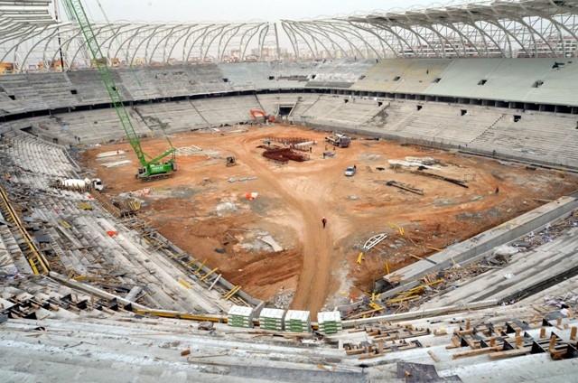 Konya'ya Yakışan Bir Stadyum Yapılıyor 7