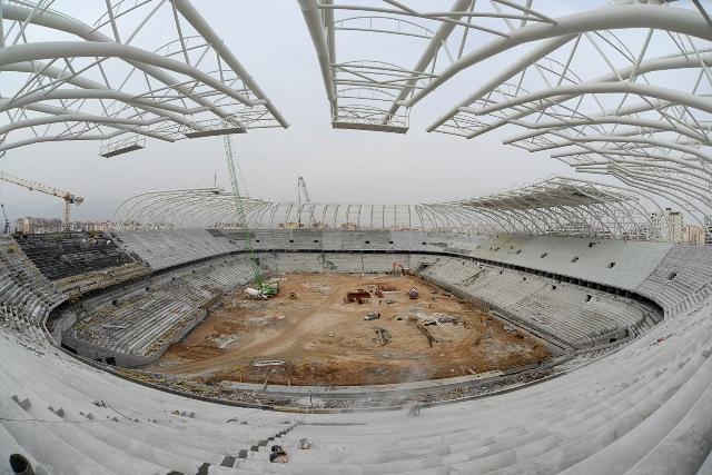 Konya'ya Yakışan Bir Stadyum Yapılıyor 9