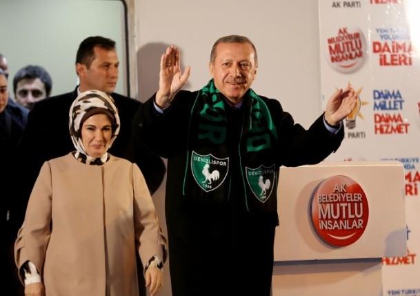 Başbakan Erdoğan Denizli'de 10