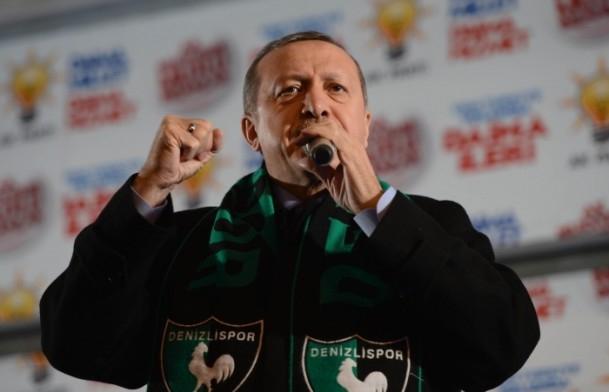 Başbakan Erdoğan Denizli'de 2