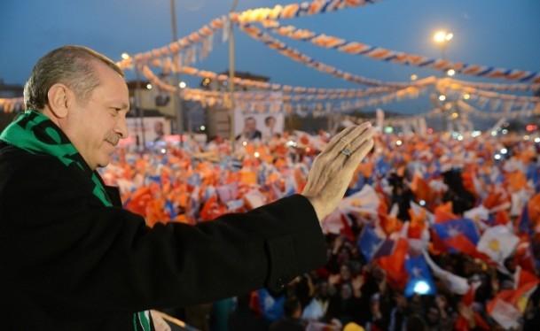 Başbakan Erdoğan Denizli'de 5