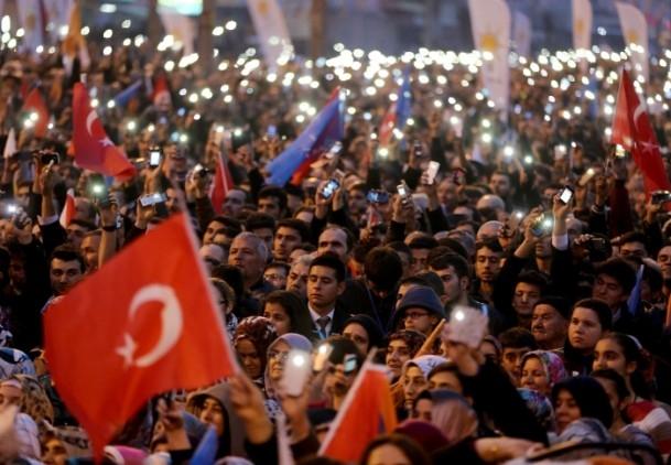 Başbakan Erdoğan Denizli'de 6