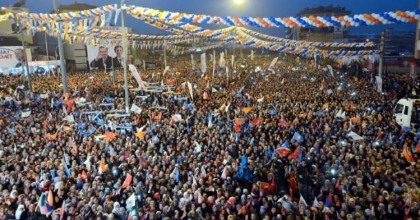 Başbakan Erdoğan Denizli'de 8